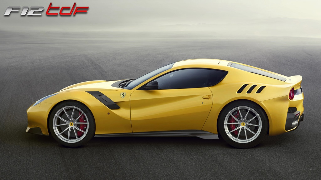 New 2017 Ferrari F12tdf  | Greenwich, CT
