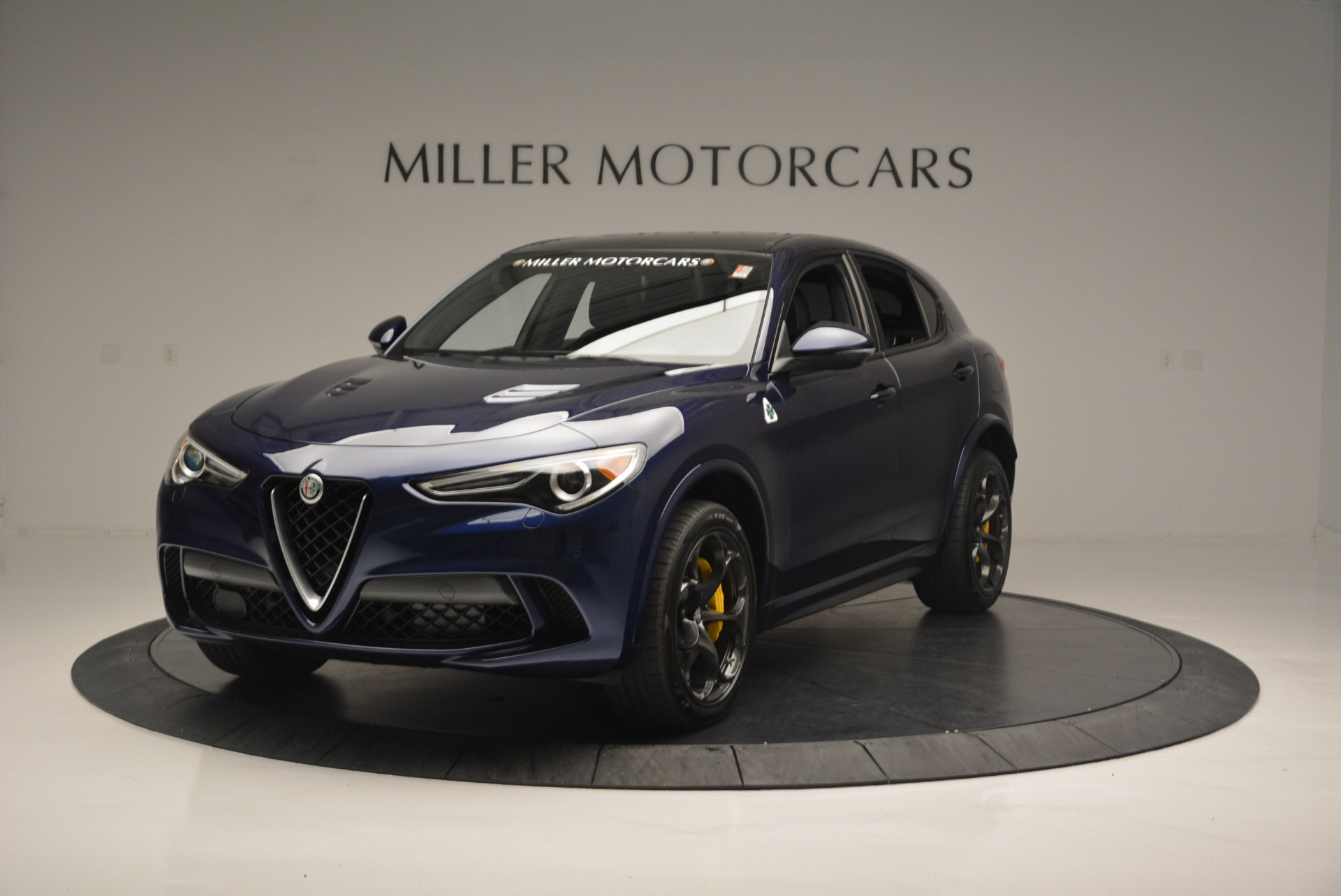 new 2018 alfa romeo stelvio quadrifoglio greenwich ct. Black Bedroom Furniture Sets. Home Design Ideas