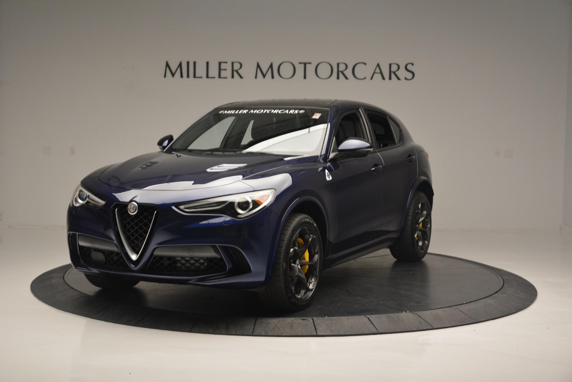 2018 Alfa Romeo Stelvio Quadrifoglio Stock L435 For Sale Near