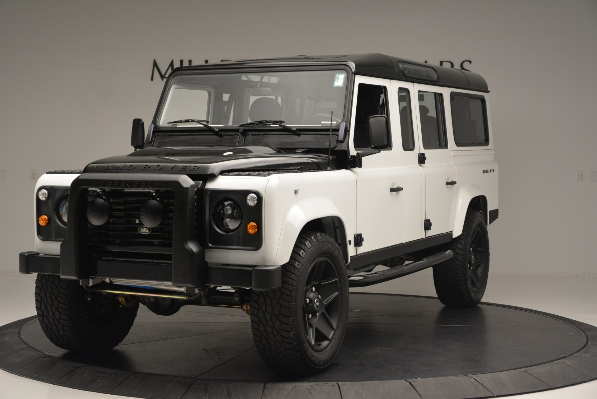 1994 land rover defender 130 himalaya stock # 7392 for sale near