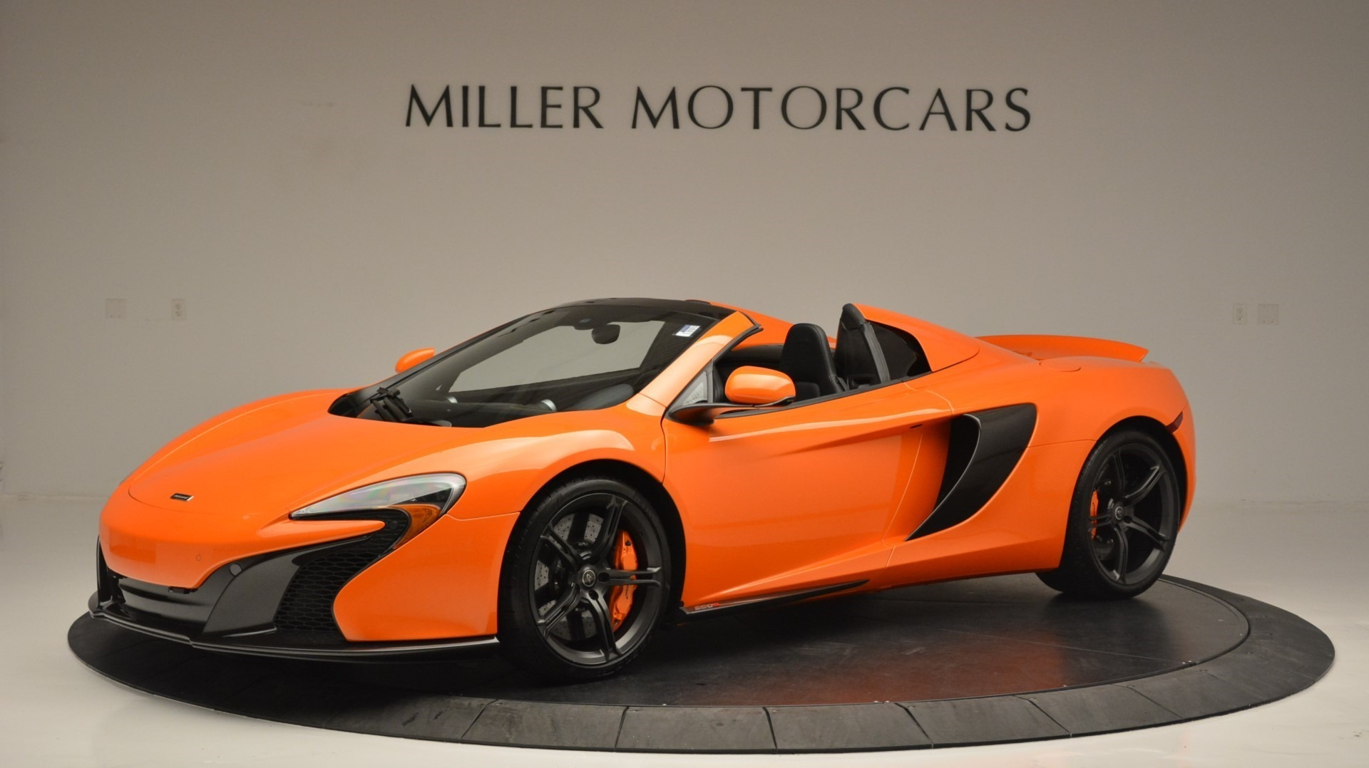2015 McLaren 650S Spider Stock # 3142 for sale near Greenwich, CT ...