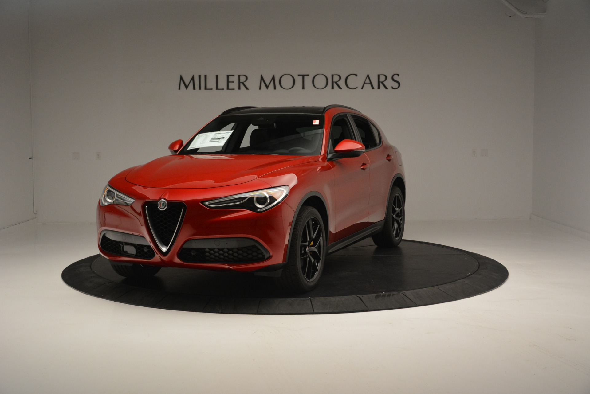 2018 Alfa Romeo Stelvio Ti Sport Q4 Stock LW201 for sale near