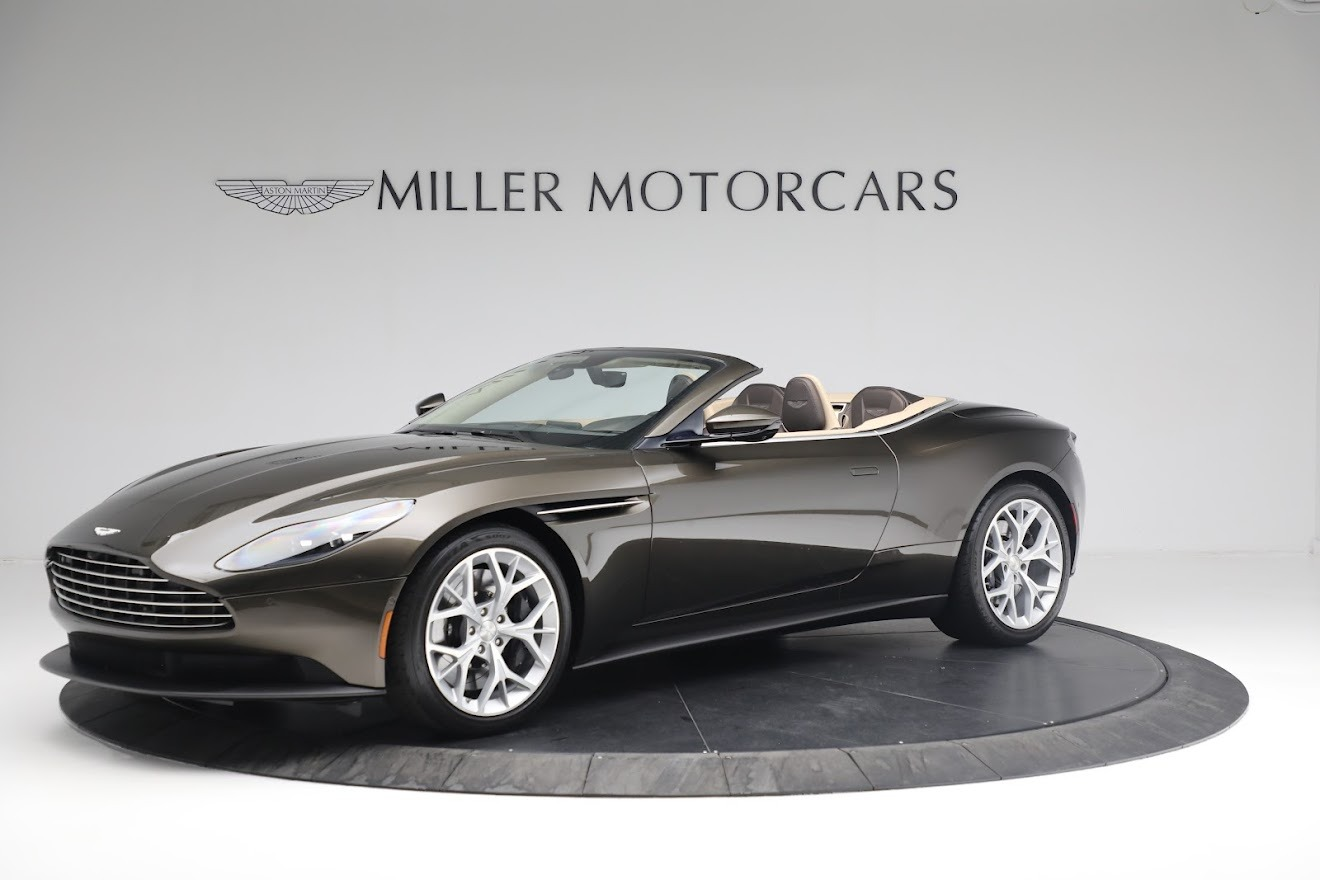 Aston Martin DB Volante Volante Stock A For Sale Near - Aston martin volante