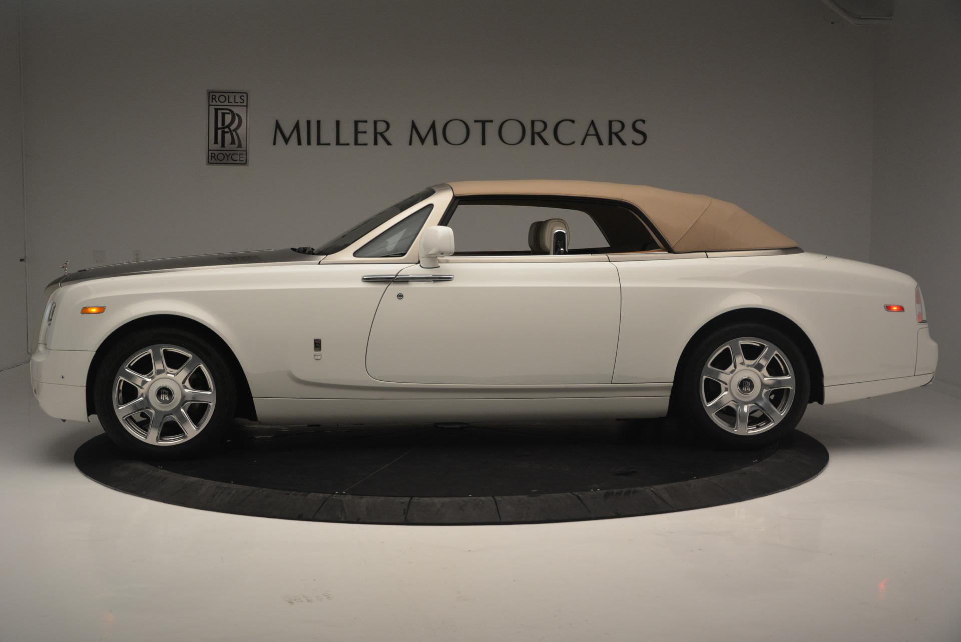 Used 2013 Rolls-Royce Phantom Drophead Coupe    Greenwich, CT