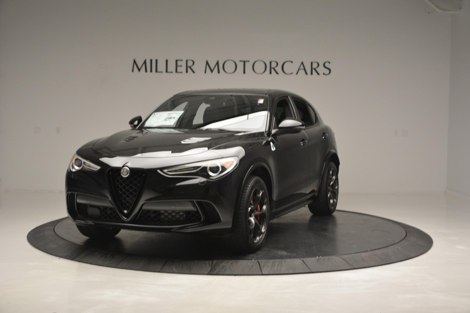 2018 Alfa Romeo Stelvio Quadrifoglio Q4 Stock L463 For Sale Near