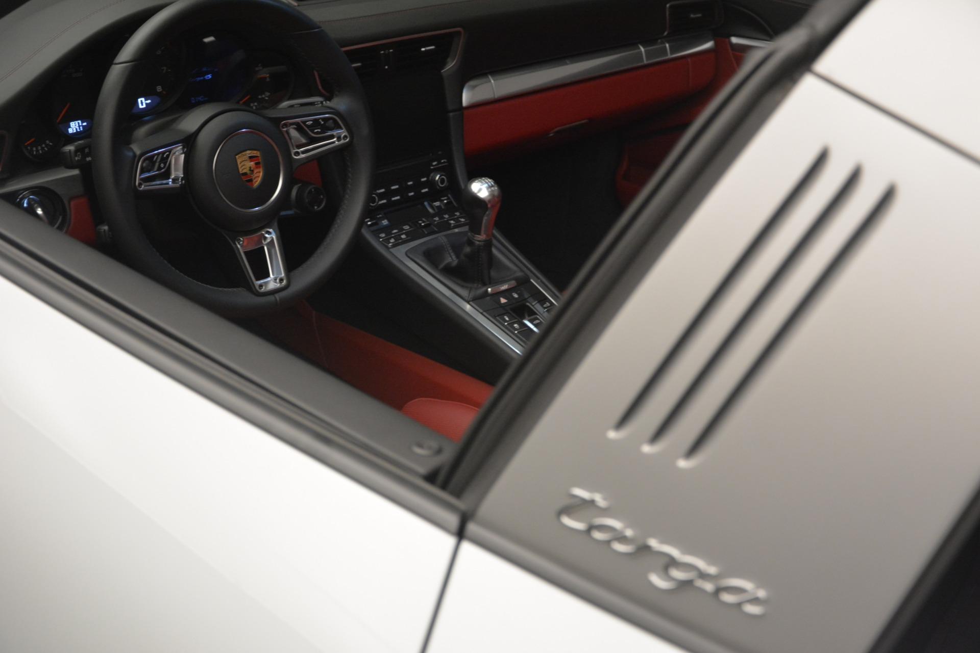 Used 2017 Porsche 911 Targa 4S   Greenwich, CT