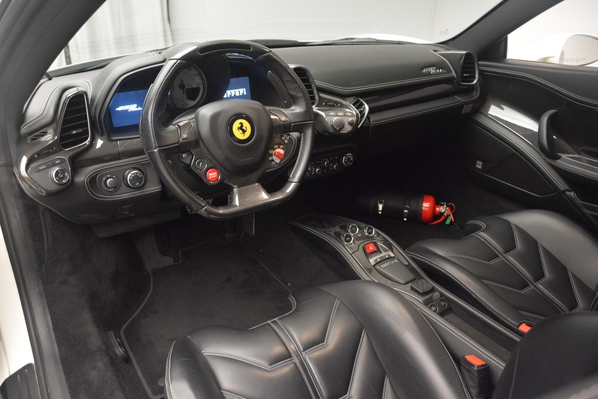 Used 2010 Ferrari 458 Italia    Greenwich, CT