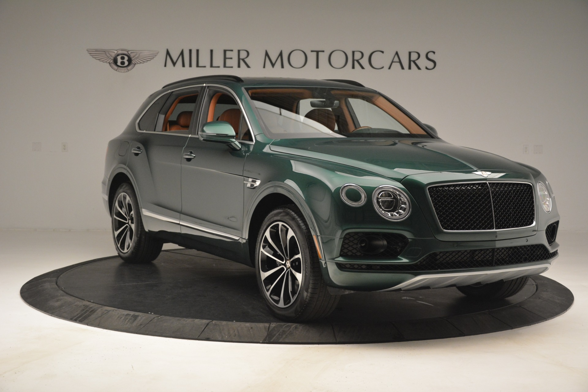 2019 Bentley Bentayga V8 Stock 375772 For Sale Near Greenwich Ct