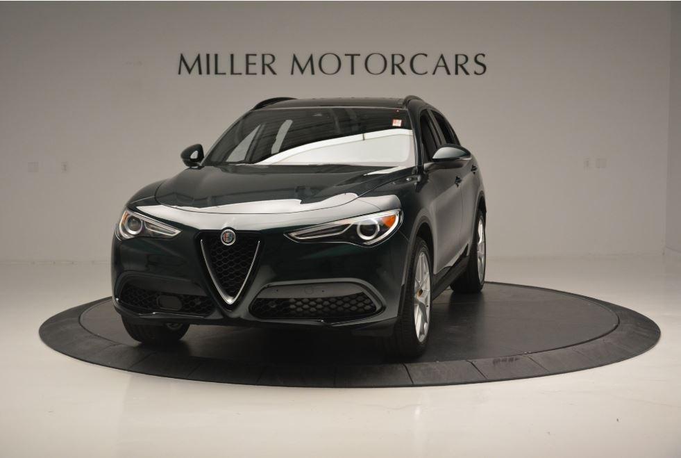 2019 Alfa Romeo Stelvio Ti Sport Q4 Stock L489 For Sale Near
