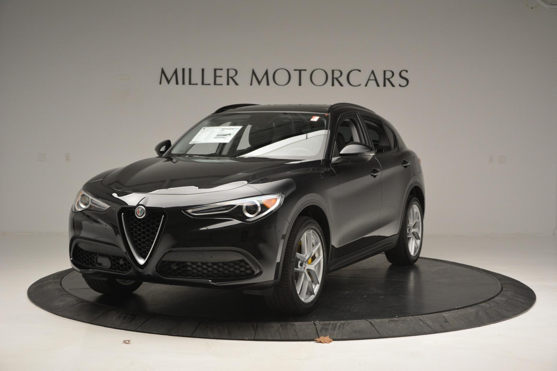 2019 Alfa Romeo Stelvio Q4 Stock L494 For Sale Near Greenwich Ct