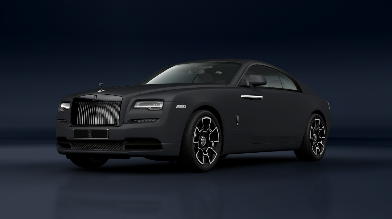 New 2019 Rolls Royce Wraith Black Badge Greenwich Ct