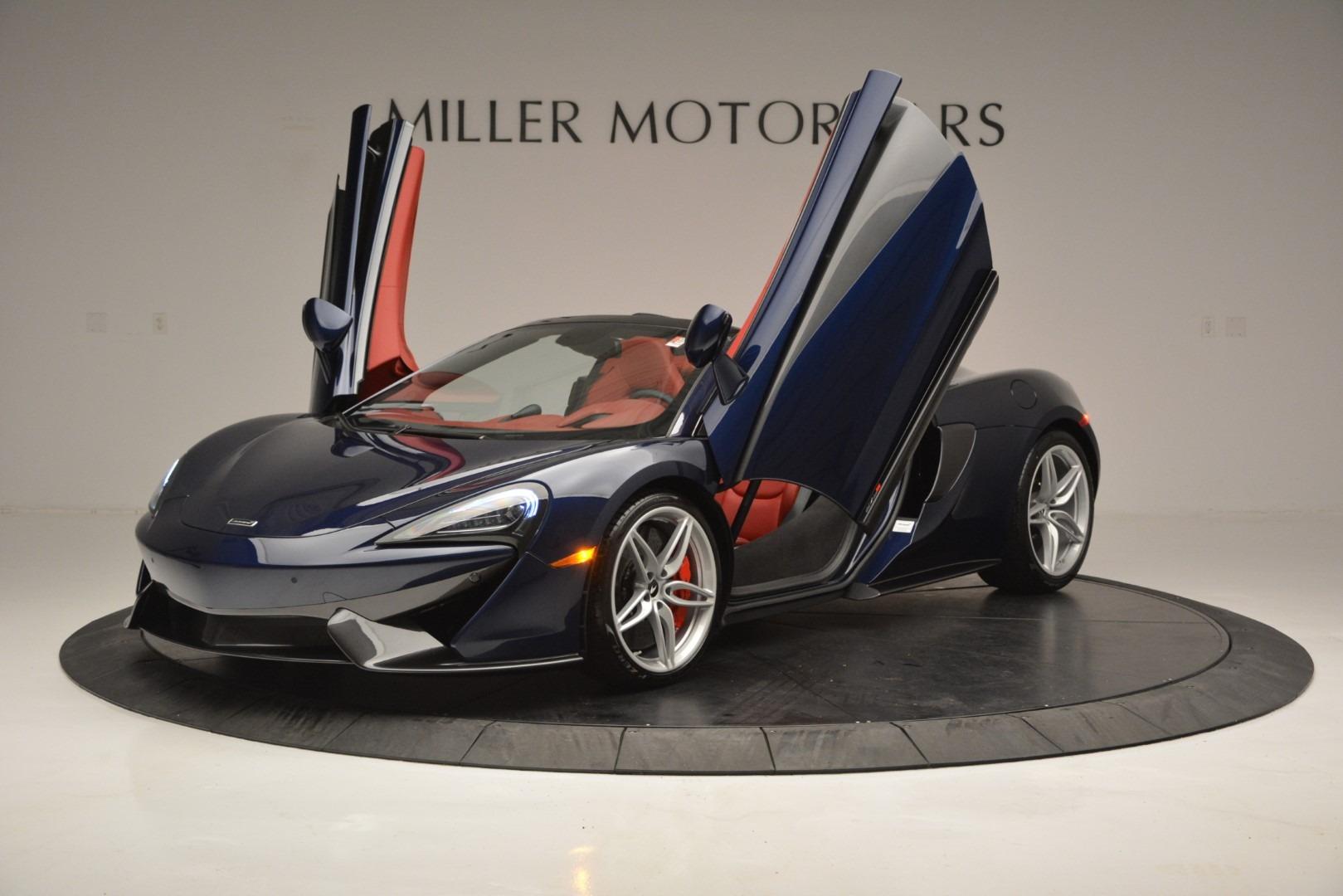 New 2019 McLaren 570S Spider Convertible | Greenwich, CT