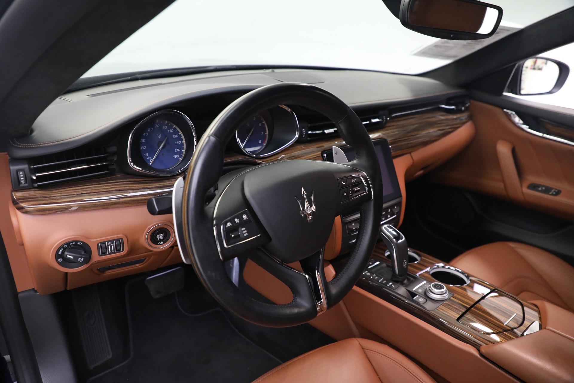 New 2019 Maserati Quattroporte S Q4 GranLusso   Greenwich, CT