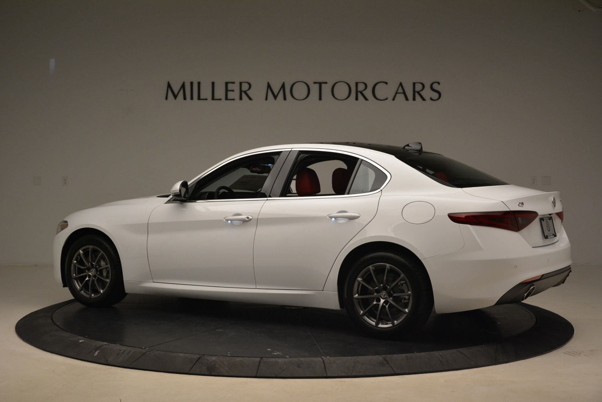 New 2019 Alfa Romeo Giulia Q4 | Greenwich, CT