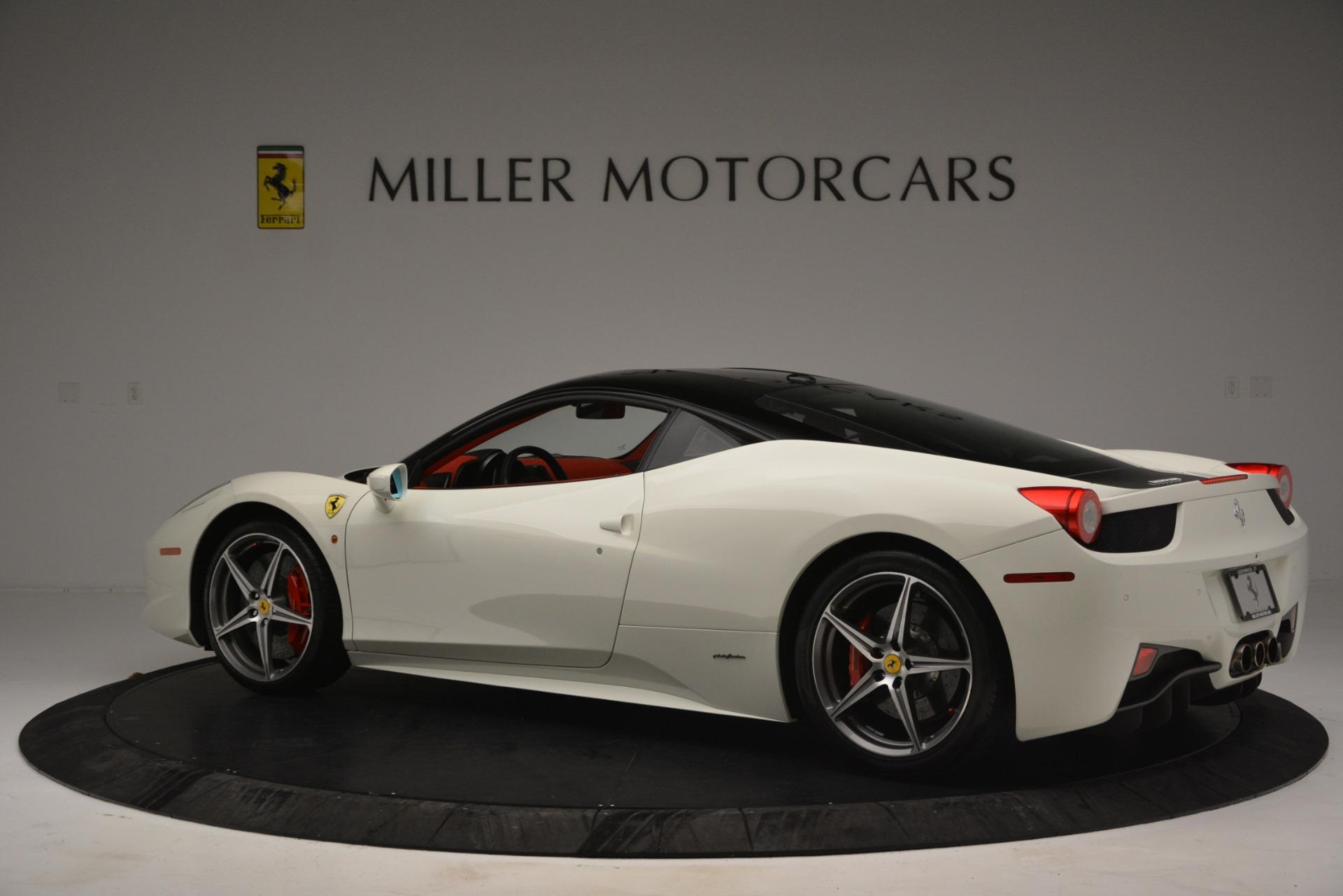 Used 2012 Ferrari 458 Italia    Greenwich, CT