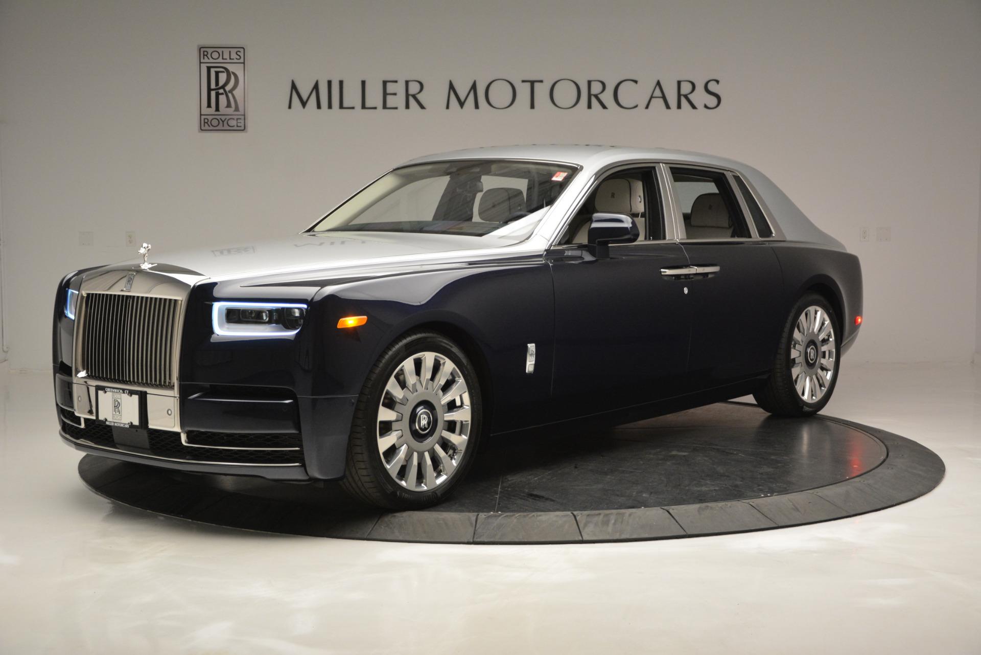 New 2019 Rolls-Royce Phantom | Greenwich, CT