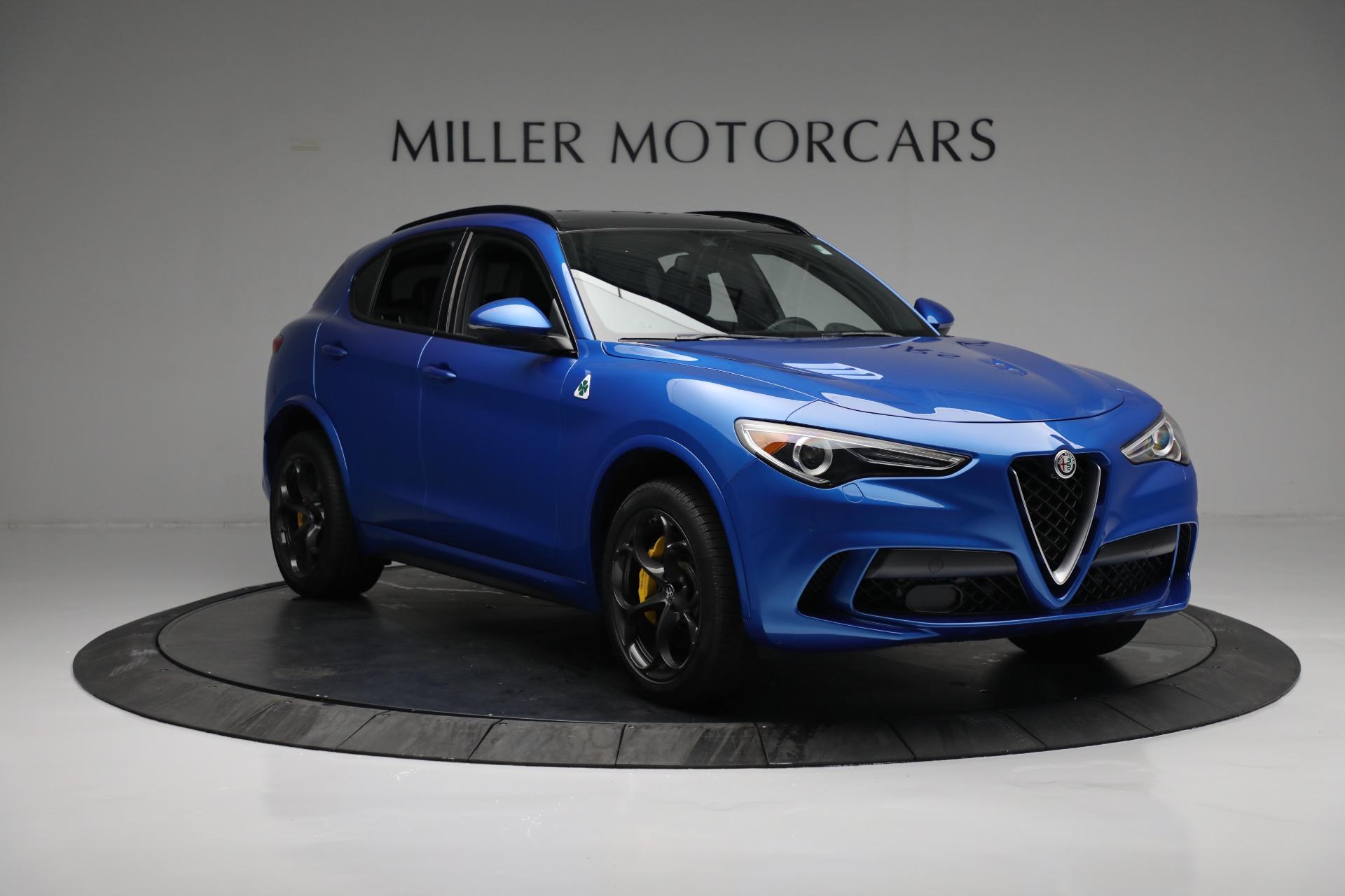 New 2019 Alfa Romeo Stelvio Quadrifoglio   Greenwich, CT