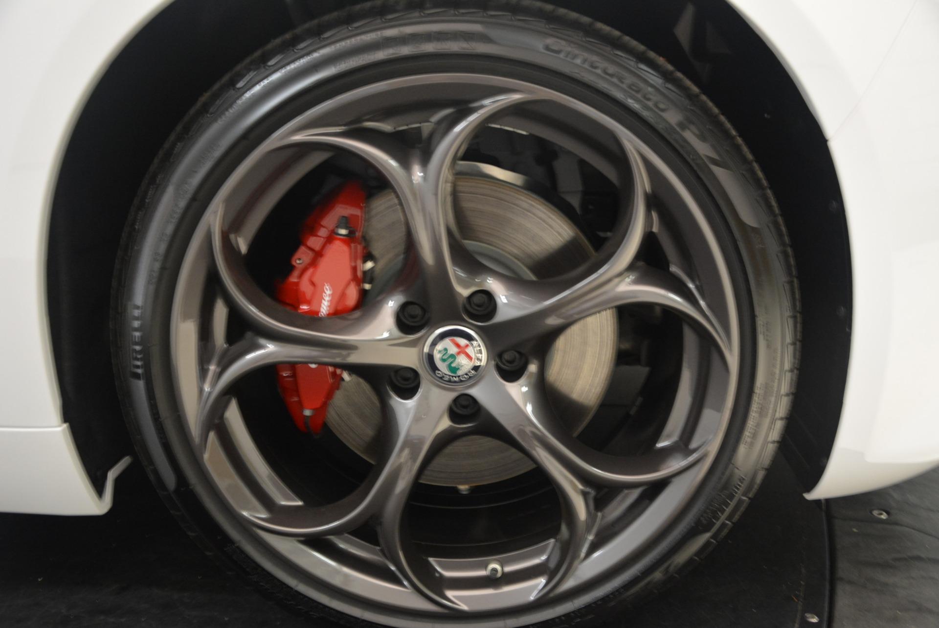 New 2019 Alfa Romeo Giulia Ti Sport Q4   Greenwich, CT