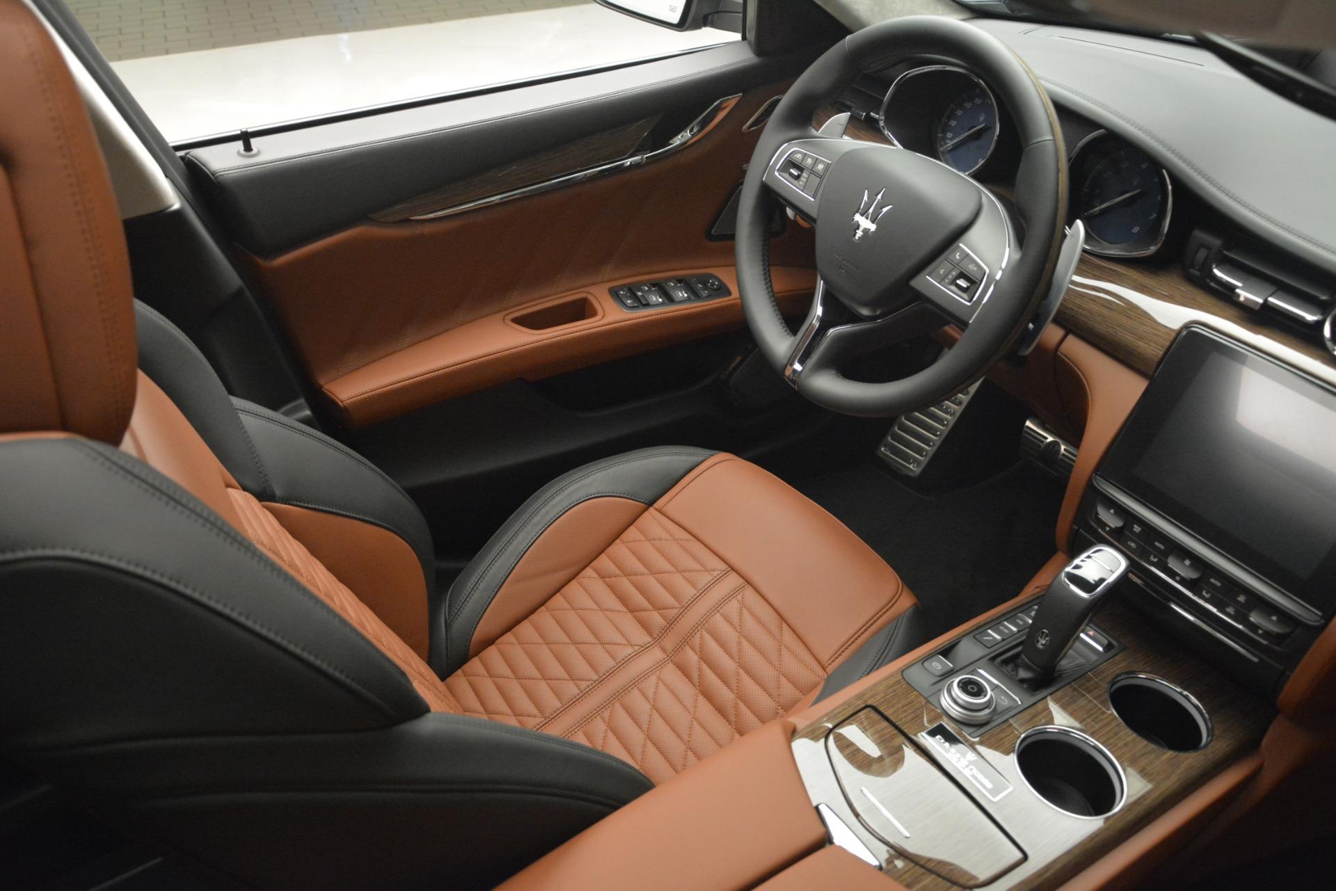 New 2019 Maserati Quattroporte S Q4 GranLusso Edizione Nobile   Greenwich, CT