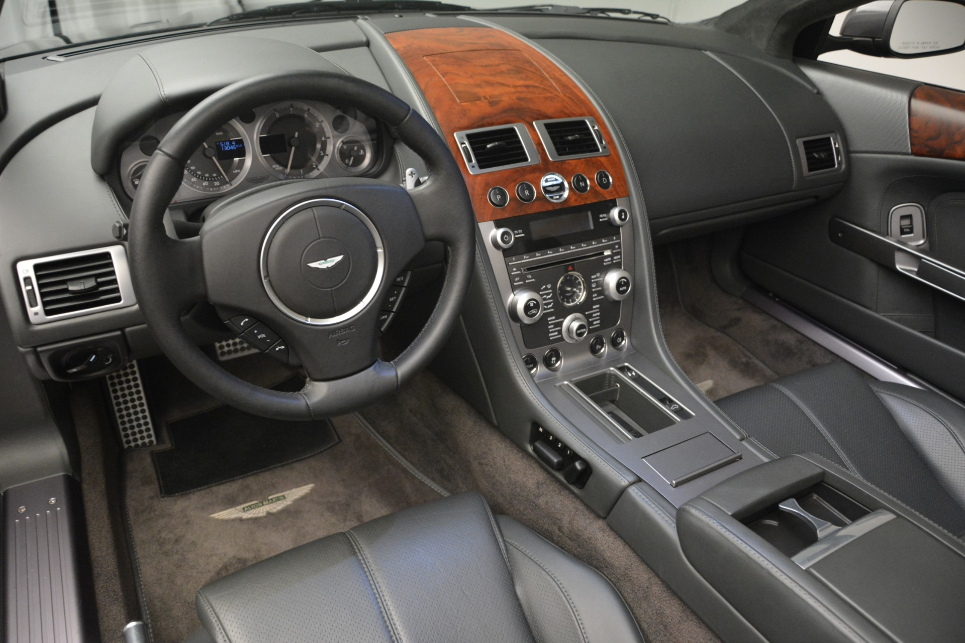 Used 2009 Aston Martin DB9 Convertible | Greenwich, CT