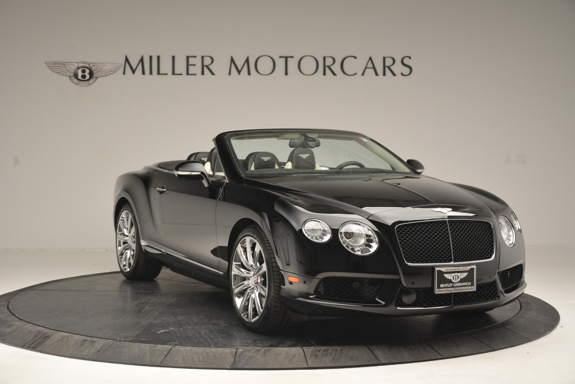 2014 Bentley Continental Gt V8 Stock B1325a For Sale Near