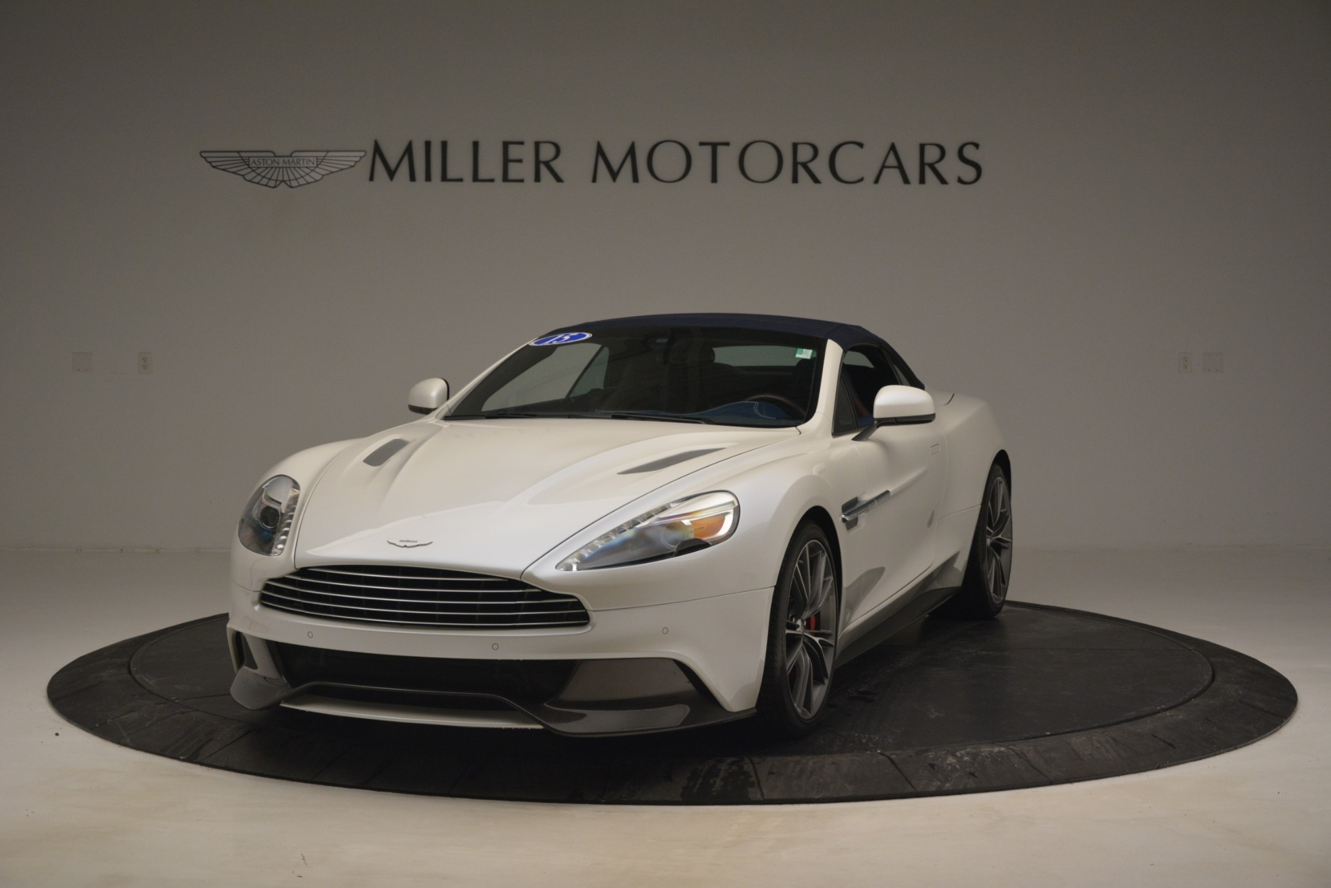 Used 2015 Aston Martin Vanquish Convertible | Greenwich, CT