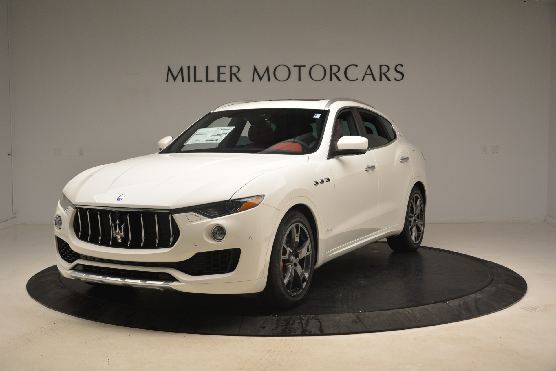New 2019 Maserati Levante S Q4 GranLusso | Greenwich, CT