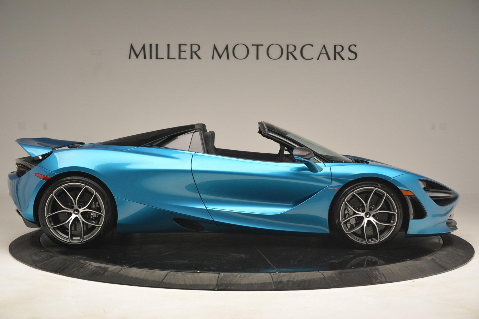 New 2019 McLaren 720S Spider Convertible | Greenwich, CT