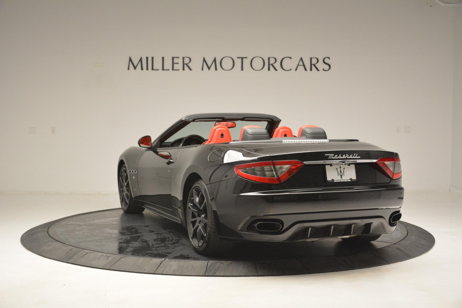 Used 2014 Maserati GranTurismo Sport   Greenwich, CT