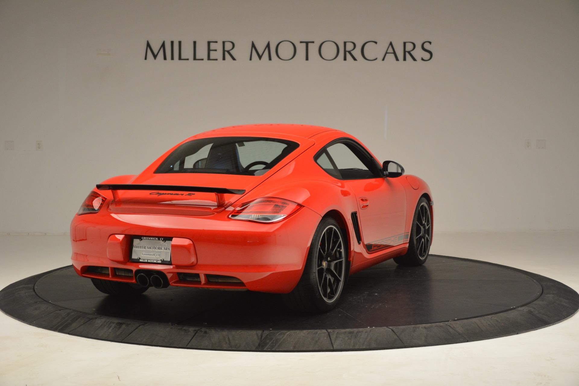 Used 2012 Porsche Cayman R | Greenwich, CT