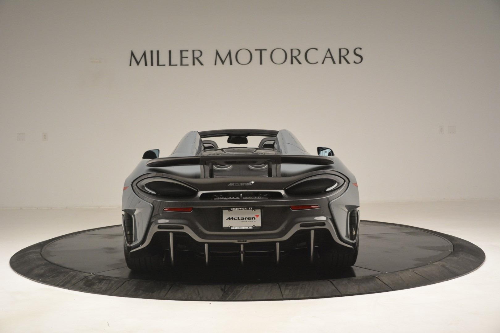 New 2020 McLaren 600LT Spider Convertible | Greenwich, CT