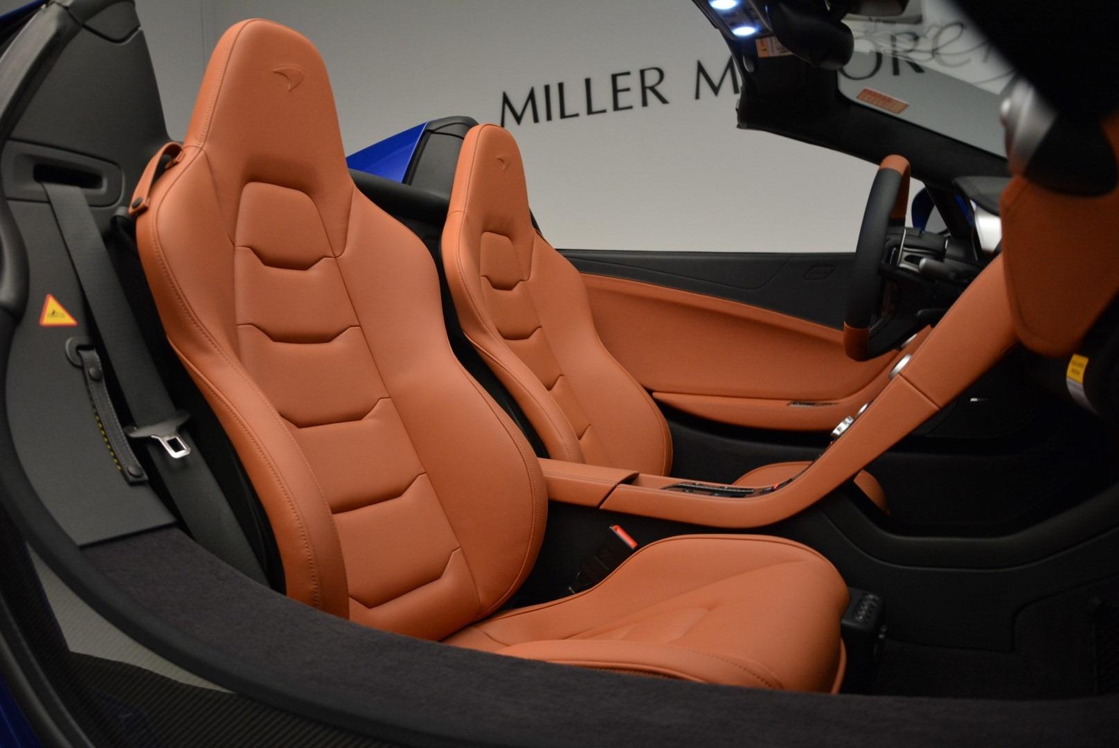 Used 2015 McLaren 650S Spider Convertible   Greenwich, CT