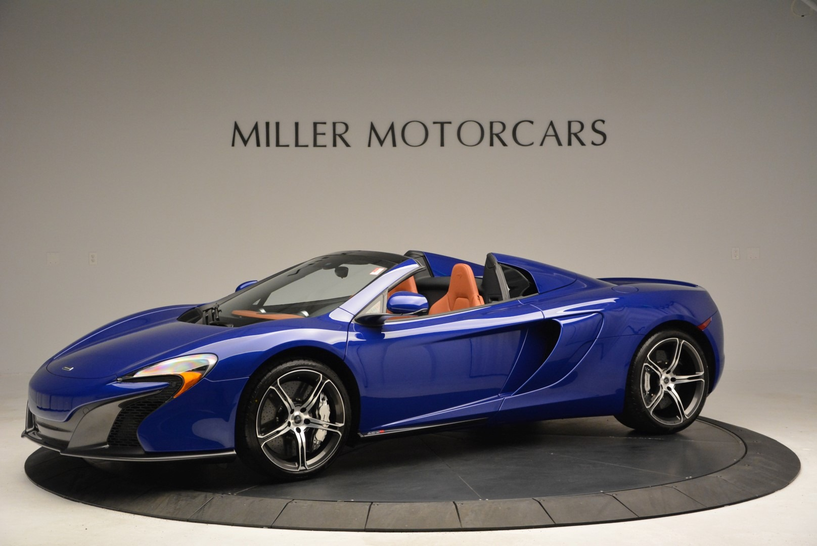 Used 2015 McLaren 650S Spider Convertible | Greenwich, CT