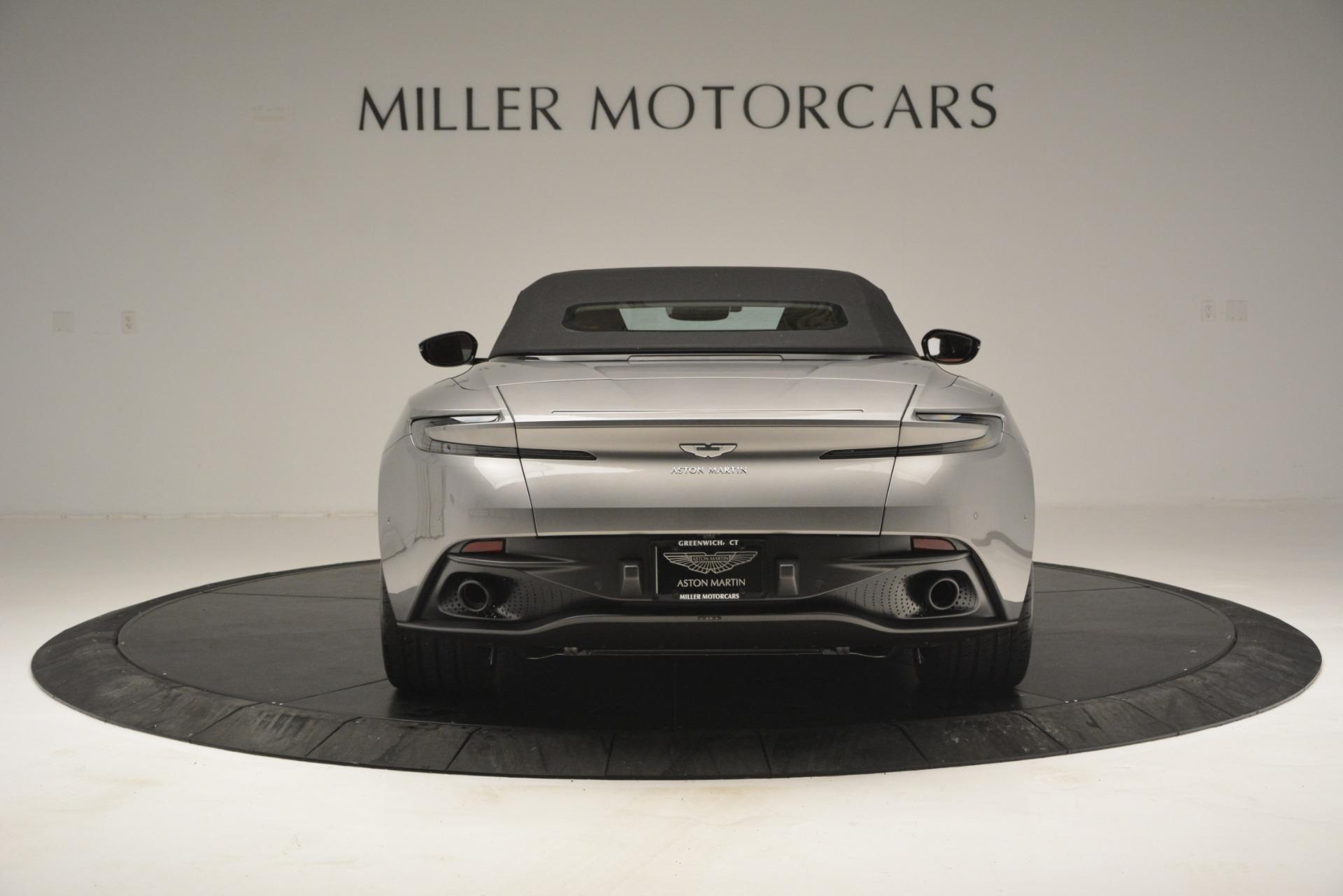 New 2019 Aston Martin DB11 V8 Convertible   Greenwich, CT