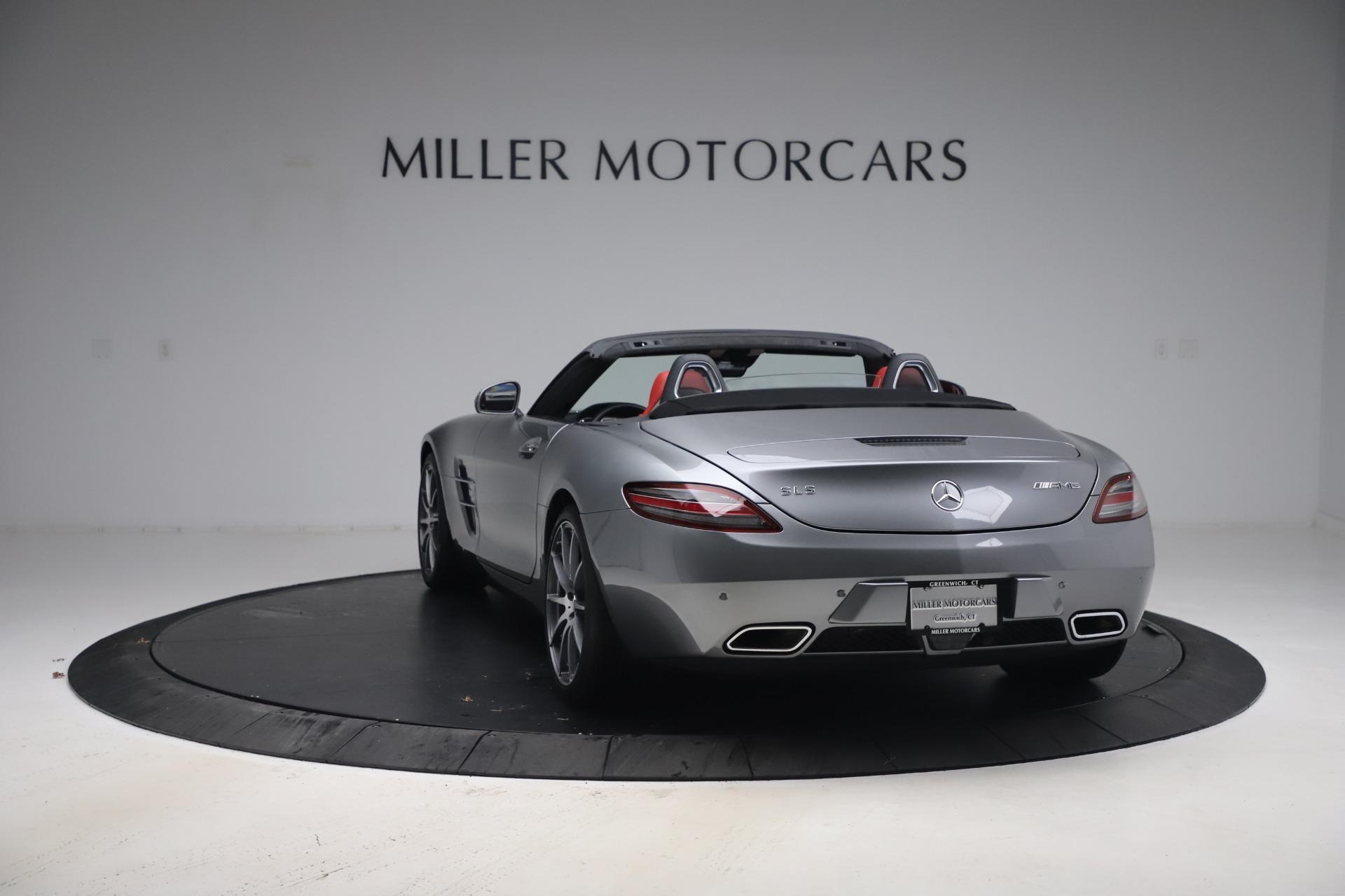 Used 2012 Mercedes-Benz SLS AMG    Greenwich, CT