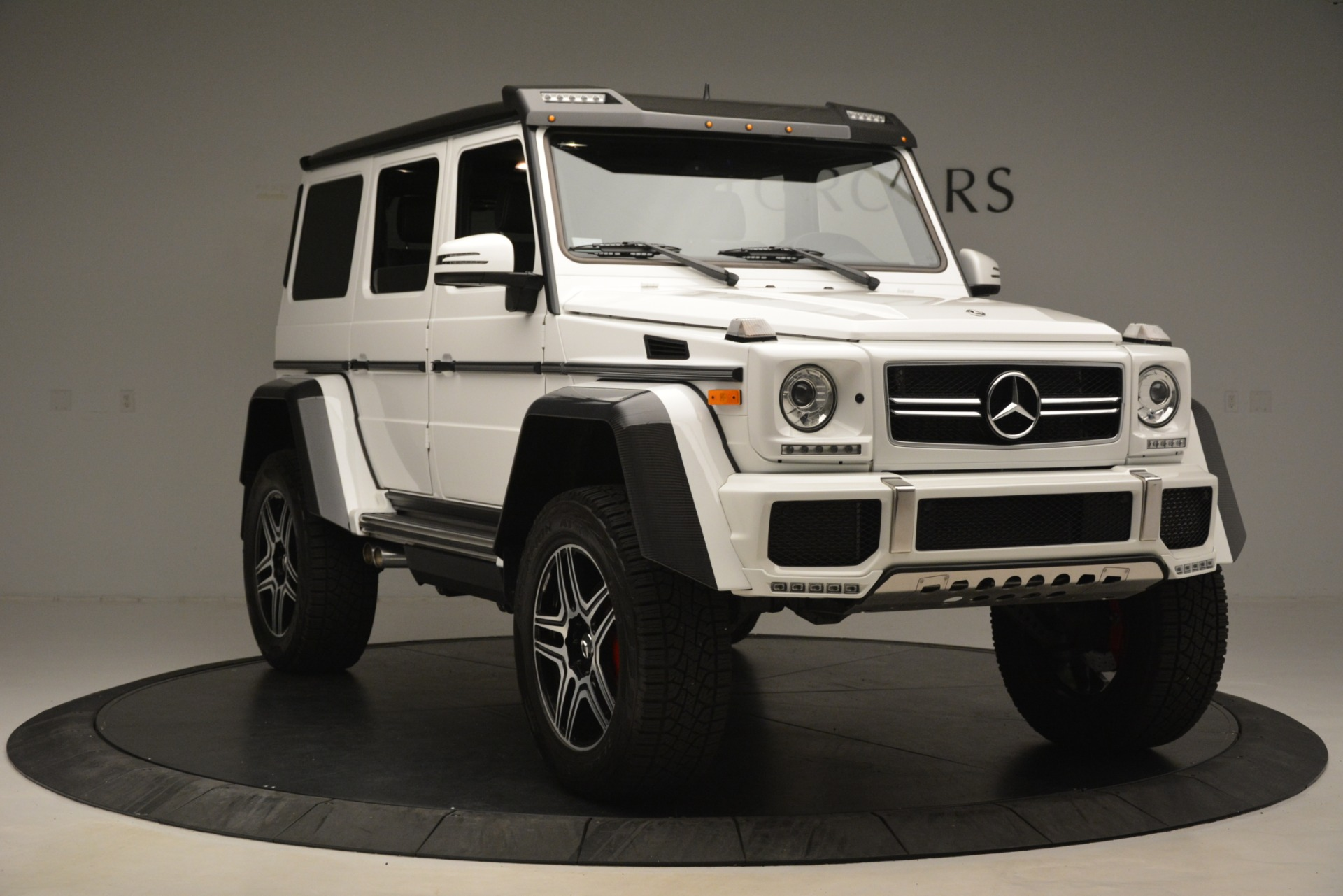 Used 2018 Mercedes-Benz G-Class G 550 4x4 Squared   Greenwich, CT