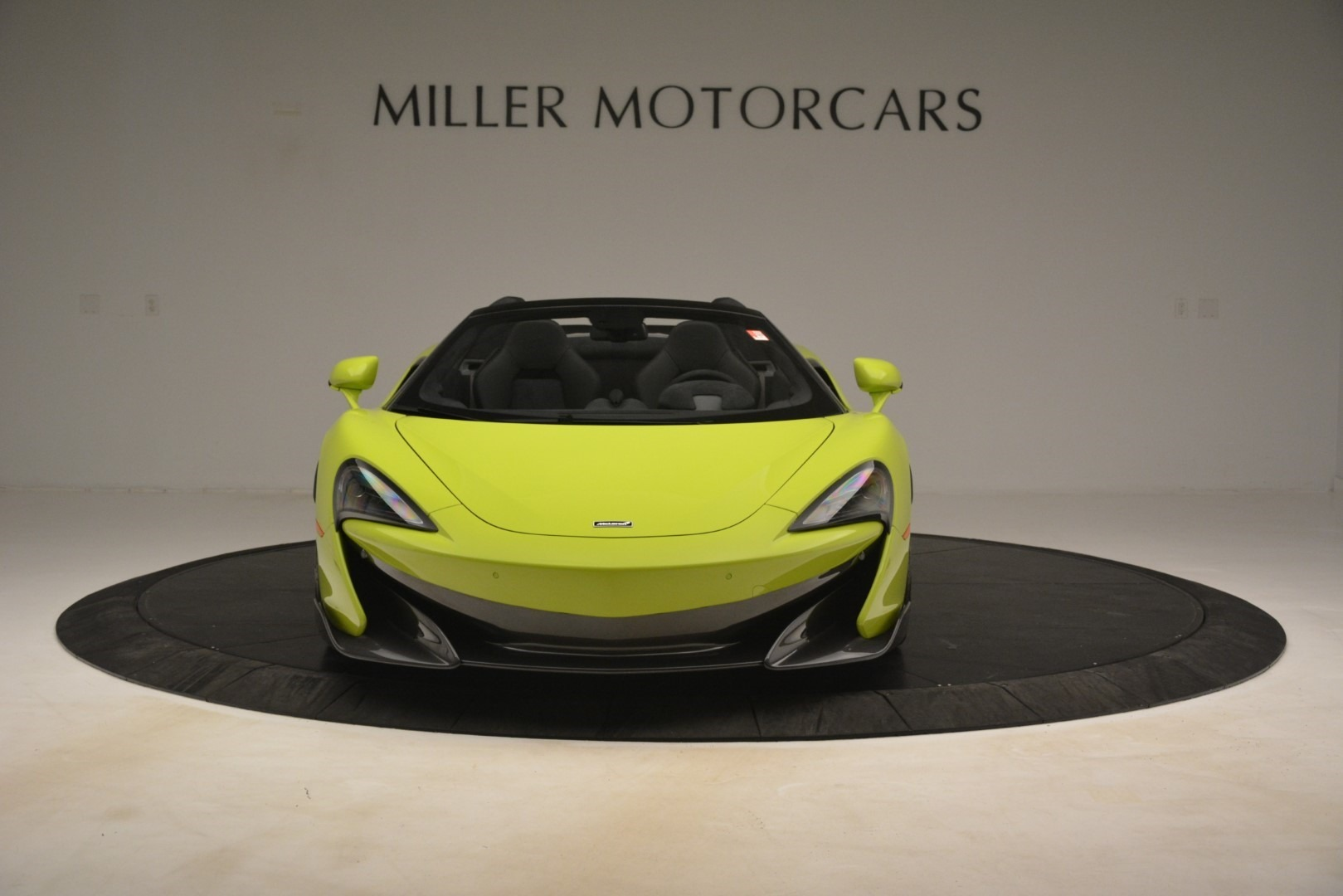 New 2020 McLaren 600LT Spider Convertible | Greenwich, CT
