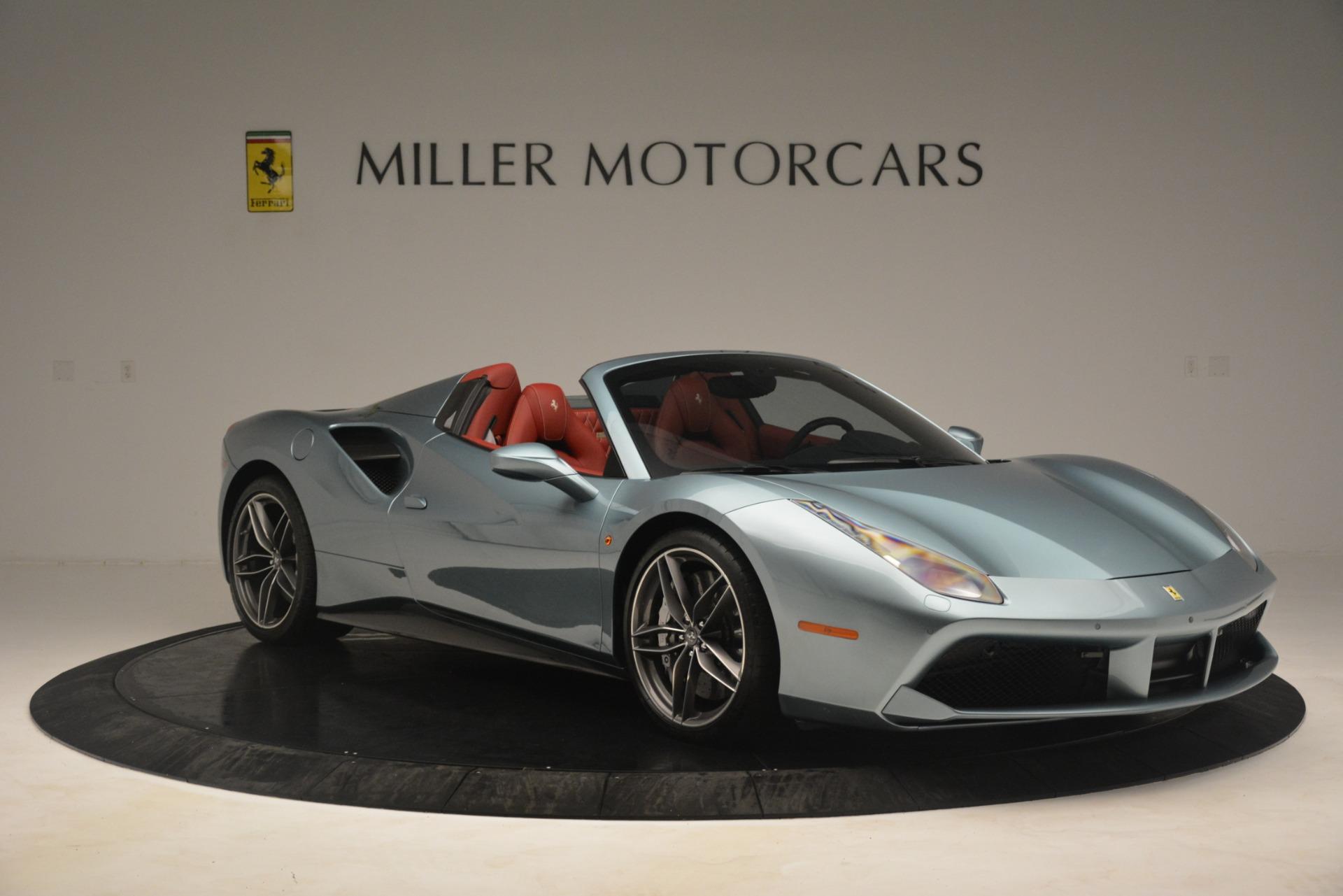 Used 2017 Ferrari 488 Spider  | Greenwich, CT