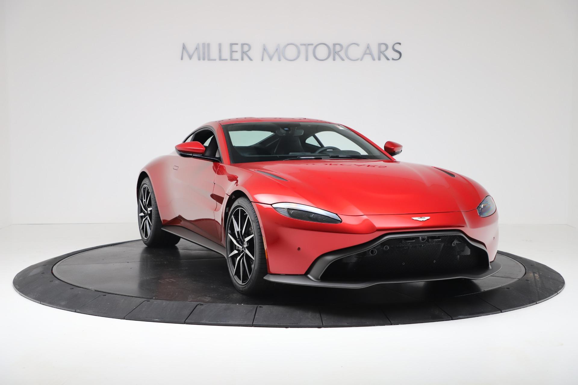 New 2020 Aston Martin Vantage Coupe   Greenwich, CT
