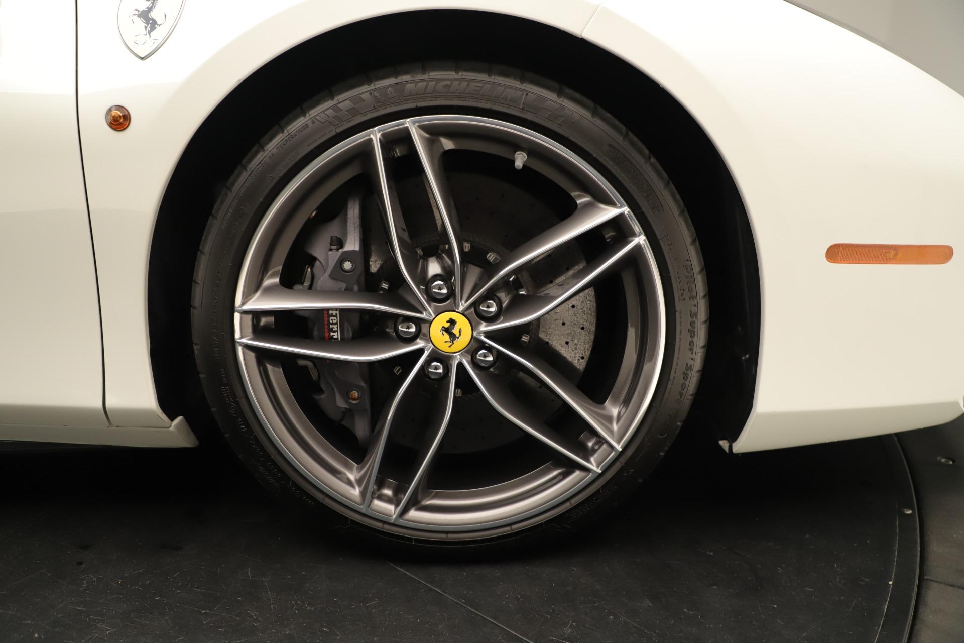 Used 2016 Ferrari 488 Spider    Greenwich, CT