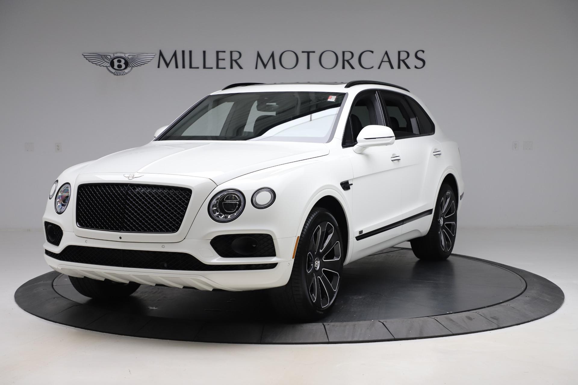 2020 Bentley Bentayga: New Version, Design, Release >> 2020 Bentley Bentayga V8 Design Series Stock 379698 For