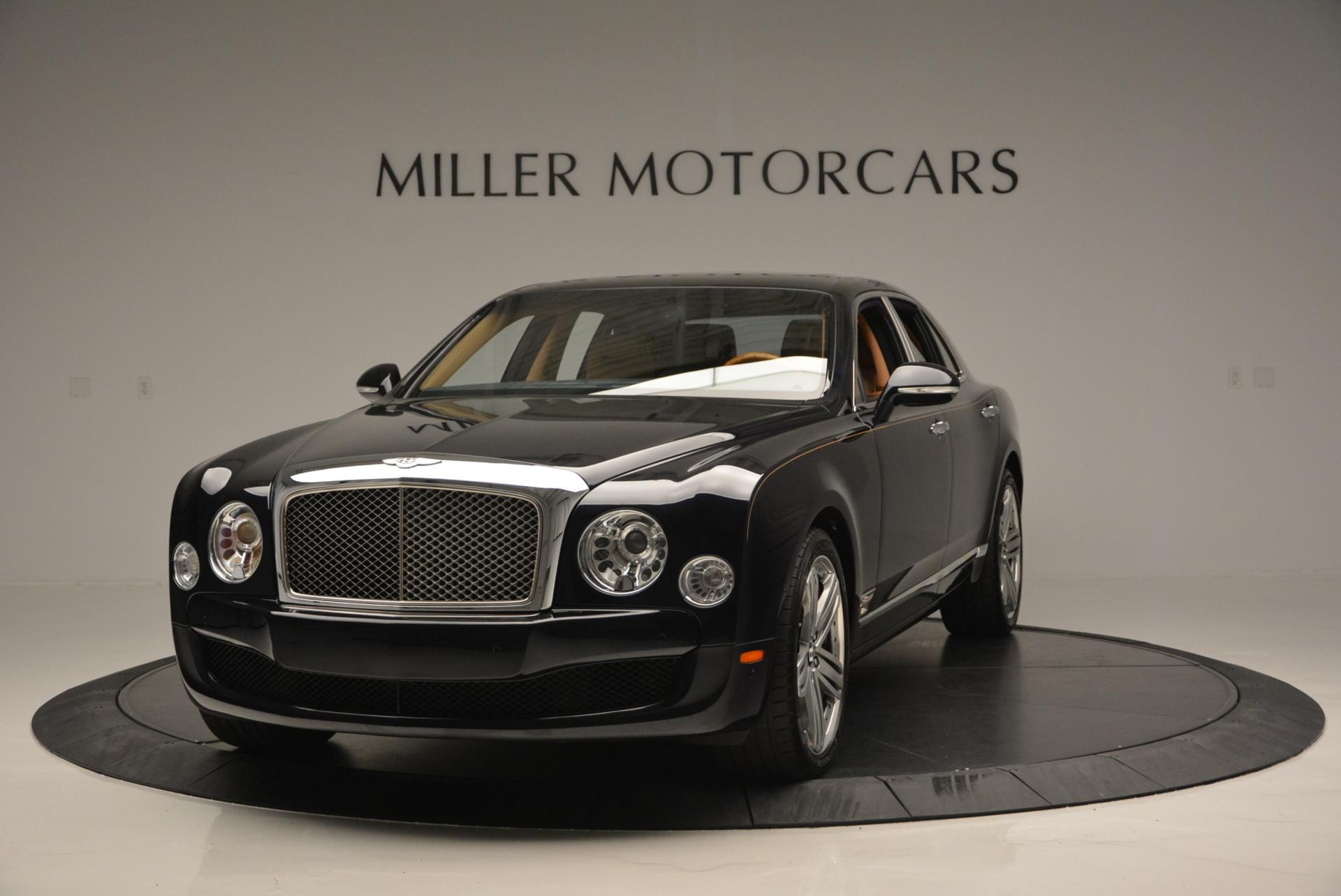 2013 Bentley Mulsanne Le Mans Edition- Number 1 of 48 Stock # R310A ...