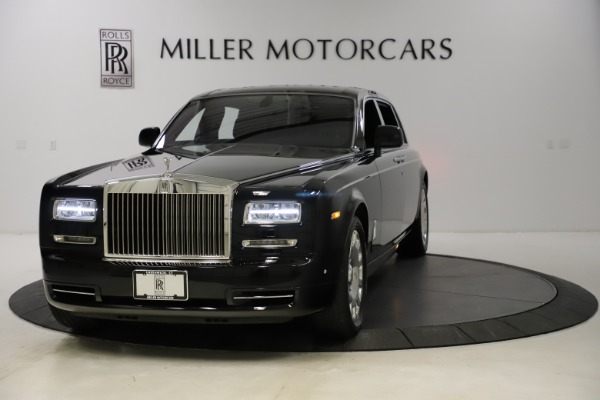 2015 Rolls-Royce Phantom