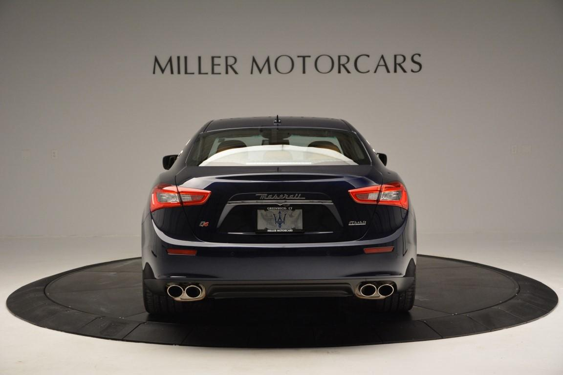 New 2016 Maserati Ghibli S Q4 Greenwich Ct