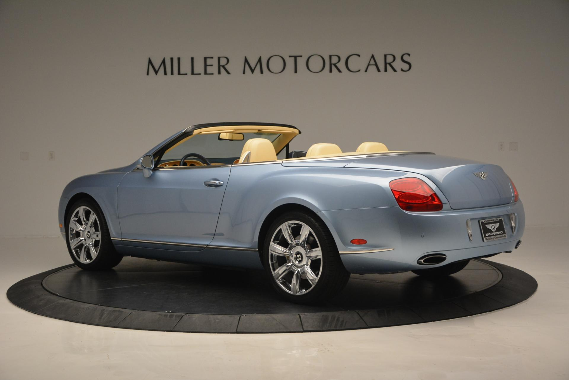 2007 bentley continental gtc stock # b1159a for sale near greenwich