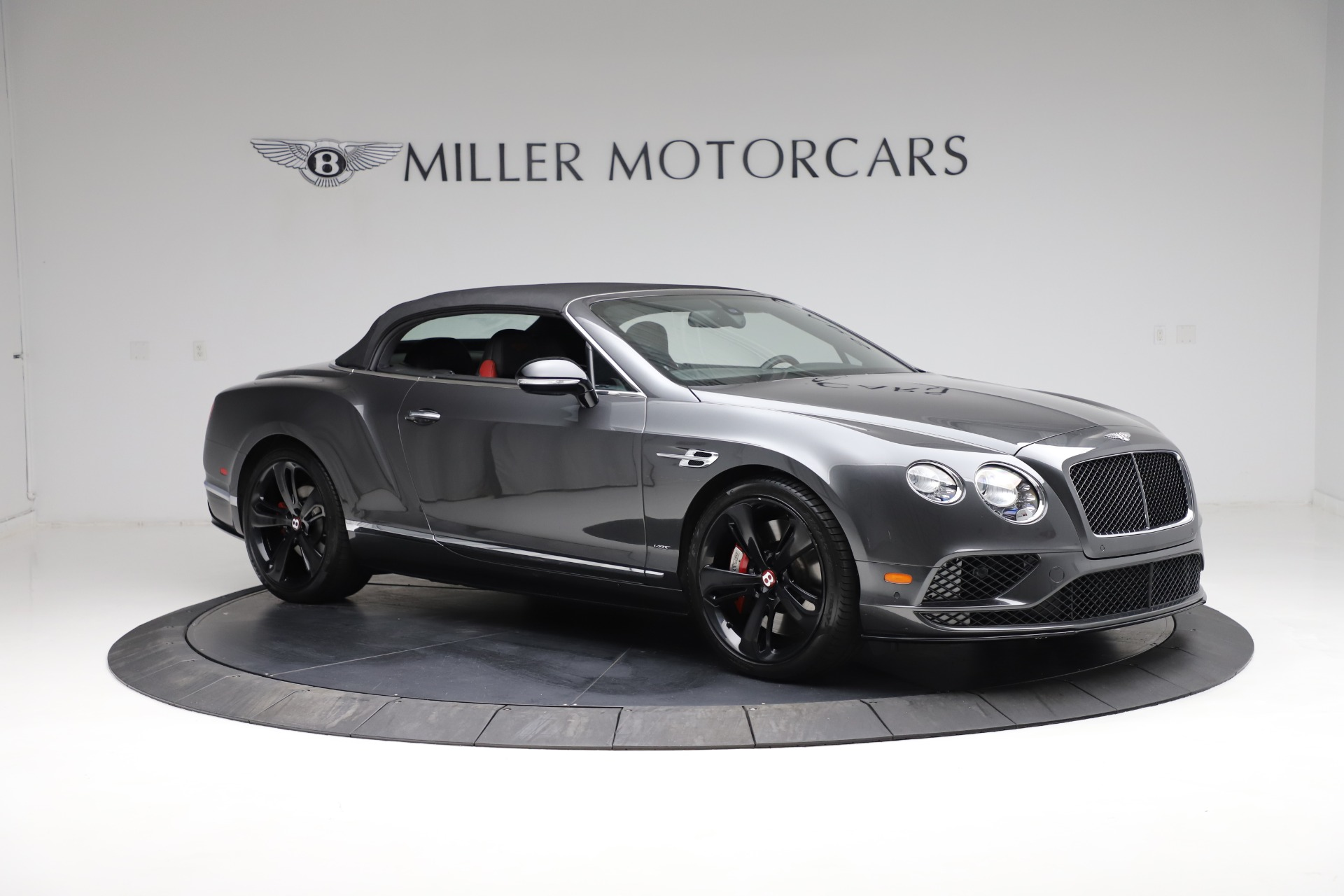 New 2017 Bentley Continental GT V8 S Convertible  | Greenwich, CT