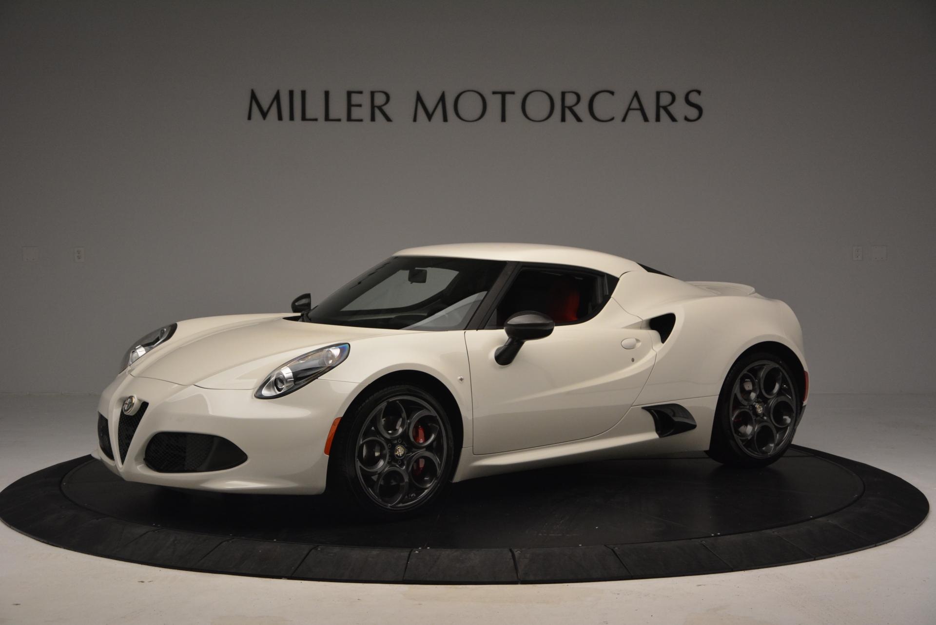Used 2015 Alfa Romeo 4C  | Greenwich, CT