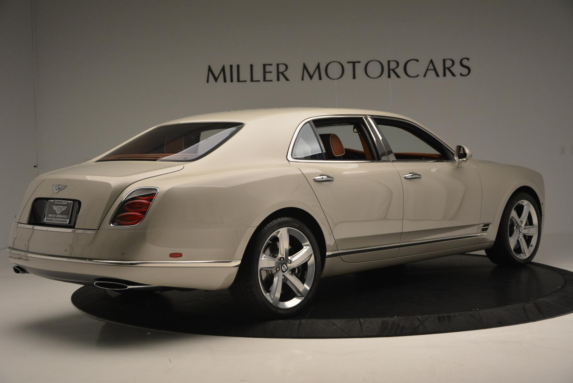 Used 2016 Bentley Mulsanne Speed Greenwich Ct