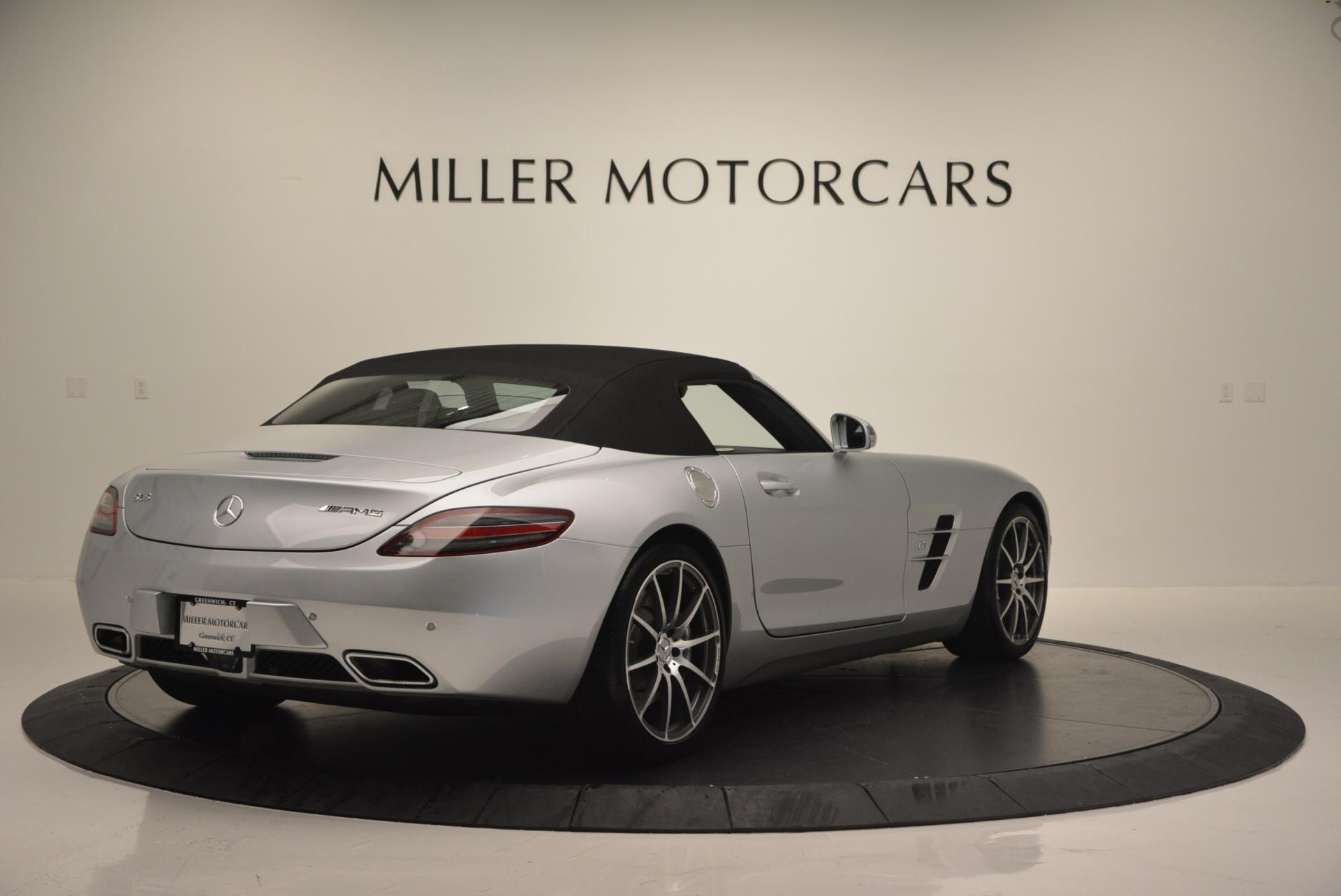 Used 2012 Mercedes Benz Sls Amg Greenwich Ct