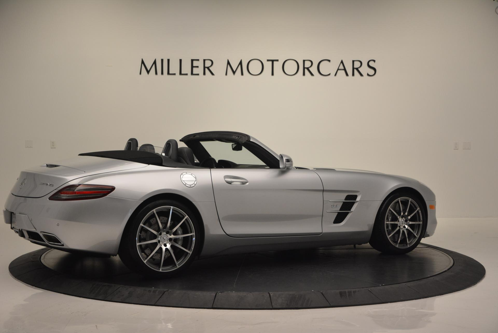Used 2012 mercedes benz sls amg greenwich ct for Mercedes benz dealers in ct